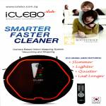MT18 Global IClebo Arte Cleaning Robot Features