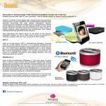 Divoom Ifit-1 Smartphone Speaker, Bluetune-1 Bluetooth Speaker