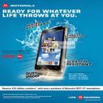 Defy XT Smartphone