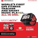 Motoactv GPS Fitness Tracker