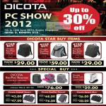 Dicota Backpacks Bags BacPac Move, Xtreme, Reclaim, Bounce, Tower 2.0, Causal Smart, Smart Skin