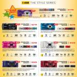 Digital Cameras Coolpix S2600, S3300, S4300, S6300, S8200, S9300, S9200