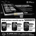 Lumia 900 Smartphone, Nokia 1800, Nokia Asha 202, Asha 300