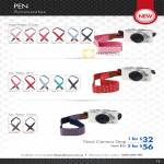 Digital Camera Neck Camera Strap, Heart Pattern, Star Pattern