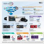 Digital Cameras WB150F, WB850F, DV300F, ST200F, EX1, MV800, ST77
