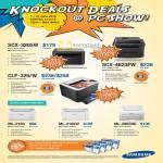 Printers Laser SCX-3205W, CLP-325 W, SCX-4623FW, ML-2160, ML-2165W, ML-2955ND