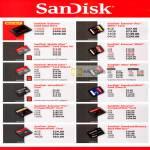 Flash Memory Cards SSD Extreme, SDHC, MicroSDHC, SDHC, CompactFlash CF, Extreme Pro Memory Stick Pro Duo