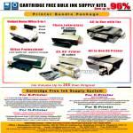 Ink Cartridge Refill Printer Bundle Package Ink Volume Up To 20X Than Original