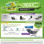 Lucky Dip, Robinsons Vouchers, Hubbing Free ASUS Zenbook UX32A