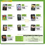 Mobile Samsung Galaxy S II, W, Note, Nokia Lumia 610, 710, 800, Sony Xperia S, Blackberry Torch 9800, Bold 9790, 9900. SmartSurf