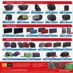 Case Logic Photo Video Bags, Sleeves, Mobile Computing