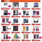 JVC Earphones, Headphones HA-NCX78, HA-RX500, HA-NC250, HA-KX100, Speakers HA-S700
