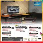 Notebooks Qosmio DX730-1009X, DX730-1005X, Regza LX810-1000X, LX830-1000X, LX830-1001X