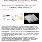Worldwide Computer 5 In 1 IPad Camera Connection Kit