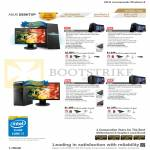 Desktop PCs Haswell G10AC, G10AC-UPS, M51AC, M51AC-UPS