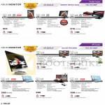 Monitors ProArt PA248Q, PA246Q, PB278Q, IPS VS229H-P, VS-239H-P, MX239H, VG23AH, MX279H