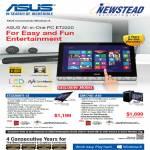 Newstead Desktop PC AIO ET2220IUTI-i3, CM1745-A10