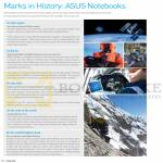 Notebooks Marks In History