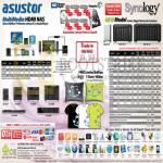 Asustor Synology NAS, Seagate HardDisk WD 2.5 3.5 2TB 3TB 4TB HDD