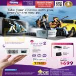 BenQ Joybee GP2 Mini Projector