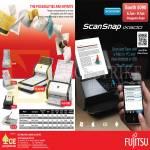 Fujitsu Doc Scanner S510M, S1500, IX500, FI-5015C, FI-6130Z, FI-6230Z