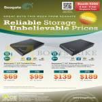 Seagate Expansion External Storage 2.5 3.5 500GB 1TB 2TB 3TB External HDD