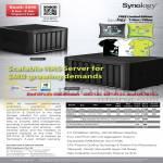 Synology NAS DiskStation DS1513, DS1813, DS2413, DX213, DX513