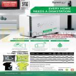 Synology NAS DiskStation DS213J, DS213air, DS213, DS213 Plus, DS713 Plus