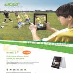 Tablet Iconia A1
