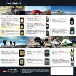 Garmin GPS Navigators Etrex 10, 20, 30, GPSMAP 62, 52S, 62SC, 78, 78S, Oregon 600, 650, Montana 600, 650, Rino 610, 650