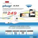 PlugCam PLC IPCam