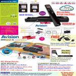 Scanners Avision MiWand 2L PRO, MiWand 2L Mobile Scanner