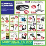 Headphones, Earphones, Audio Technica, Plantronics, Klipsch, Marley, Bluetrek, Gavio, Skullcandy, Parrot, Ultimate Ears, Sennheiser