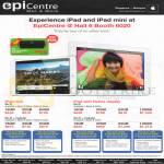 Epicentre Apple IPad Mini, IPad 4 Tablets