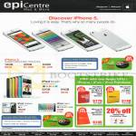 Epicentre Apple IPhone 5, IPod Touch, IPod Classic, IPod Nano, PWP Parallels, Office, AppleCare