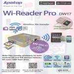 Eternal Asia Apotop Wi-Reader Pro DW17
