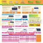 Printers DocuPrint M355df, CM305df, P355db, P355d, 4600N, CP305d, 3105, C3055DX, C5005d, ColorQube 8570DN