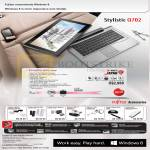 (Newstead B6028) Stylistic Q702 G58WP Tablet, Accessories, Mouse, Speakers, Earphones