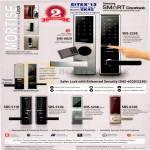 Hanman Digital Door Locks Samsung SHS-6020, SHS-5230, SHS-5110, SHS-5120, SHS-5230, SHS-6120