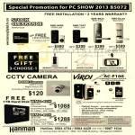 Hanman Samsung Digital Door Locks, TV Camera, Virdi AC-F100
