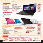 Notebooks G580, G480, Ideapad Z400, Z500