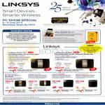 Networking Routers EA6700, EA6300, EA6500, EA4500, EA3500, EA2700