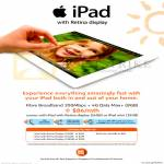 Fibre Broadband 200Mbps, Free Apple IPad 4, Apple IPad Mini