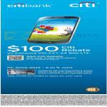 Mobile Citibank Rebates, Samsung Galaxy S4