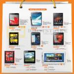 Mobile LG Optimus G, Samsung Galaxy Note II LTE, Note 10.1, Sony Xperia SP, Nokia Lumia 720, 920, ASUS Fonepad, Blackberry Z10, LG Optimus L3 II