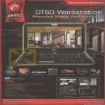 Notebook GT60-0NG