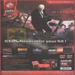 Notebook GX60 Hitman Edition