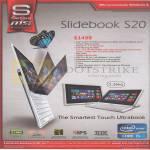 Notebook Slidebook S20