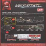 Notebooks AMD Eyefinity
