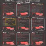 Notebooks GT70-20C, GT60-20C, GE70-20E, GE60-20E, GE40, GX70, GX60, GX60-IAC